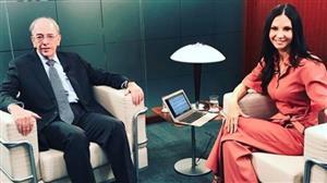 Pedro Parente, presidente da Petrobras, é o entrevistado do É Notícia