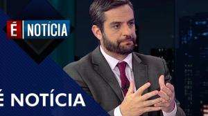 É Notícia com o analista político Rafael Cortez  (15/10/19) | Completo