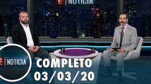 É Notícia com Renato Meirelles, do Data Favela (03/02/20)   Completo