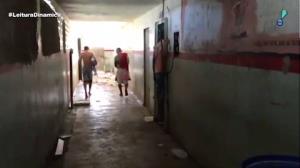 Imagens revelam a parte interna de presídio em que houve massacre em RR