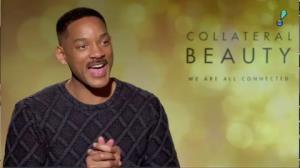 """Will Smith diz que """"chorou enlouquecidamente"""" com o filme Beleza Oculta"""