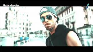 Enrique Iglesias lança canção e clipe simultaneamente