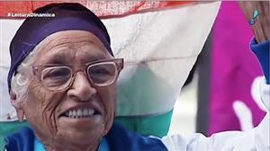 Indiana de 101 anos ganha medalha de ouro em prova do World Master Games