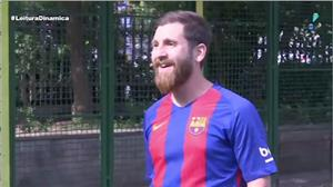 Sósia iraniano de Messi é detido para 'evitar problemas de ordem pública'