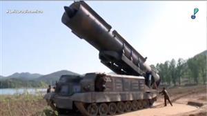 Coreia do Norte lança míssil e coloca a comunidade internacional em alerta
