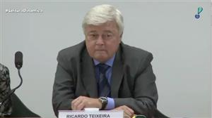 Ricardo Teixeira pode fechar acordo de delação nos EUA, diz revista