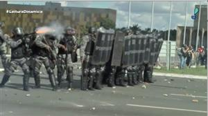 Michel Temer convoca Forças Armadas após protestos violentos em Brasília