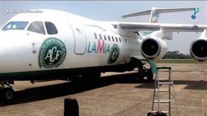 Avião de tragédia da Chape estava com o seguro obrigatório vencido