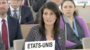 EUA avaliam sair do Conselho de Direitos Humanos da ONU