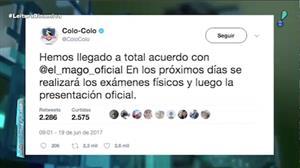 Jorge Valdivia frustra o Palmeiras e é anunciado pelo Colo-Colo