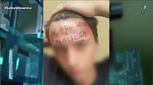 Justiça nega pedido de liberdade a homens que tatuaram testa de adolescente