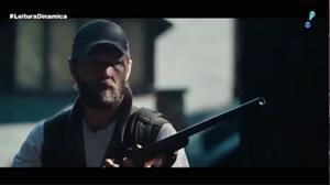 Longa mostra homem que tenta proteger a família de terrível ameaça