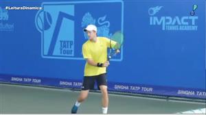 Tenista neozelandês é o primeiro com deficiência a pontuar na ATP