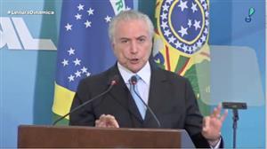 Procurador Rodrigo Janot apresenta ao STF denúncia contra Michel Temer