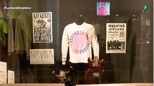 Rio de Janeiro recebe exposição sobre a banda Nirvana