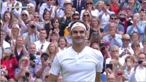 Roger Federer bate Tomas Berdych e faz final de Wimbledon pela 11ª vez