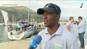 Projeto da família Grael faz atleta trocar a bola pelo barco