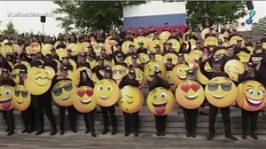 Dia Mundial dos Emojis motiva encontro internacional de 'carinhas'