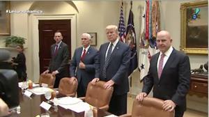 Senadores republicanos rejeitam projeto do governo de Donald Trump