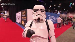 Astros falam sobre o oitavo longa da franquia 'Star Wars'