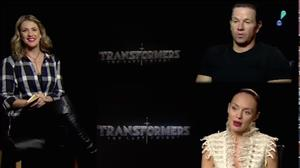 Atores se dizem esgotados e satisfeitos após atuarem em 'Transformers'