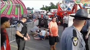 Acidente em parque de diversões nos EUA deixa um morto e sete feridos