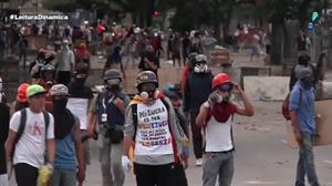 Nicolás Maduro proíbe manifestações até o próximo domingo (30)
