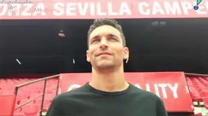 Sevilha faz vídeo inusitado para anunciar o retorno de Jesús Navas ao clube