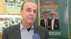 Empresário que comanda o Hospital de Câncer de Barretos lança livro em SP