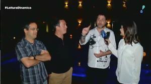 RedeTV! renova contrato do humorístico Encrenca por mais quatro anos