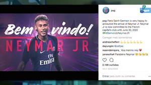 Neymar vai para o PSG e se torna o jogador mais caro da história