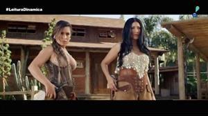 Simone e Simaria apostam no Velho Oeste para clipe de canção