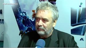 Luc Besson diz que se inspirou na mãe para criar heroína de 'Valerian'