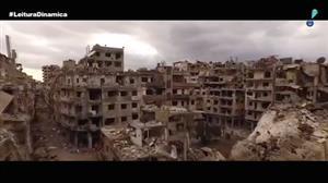 James Blunt lança clipe com imagens da guerra civil na Síria