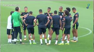 Tite esboça escalação da seleção para jogo contra o Equador