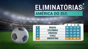 Brasil vence o Equador e leva título das Eliminatórias Sul-Americanas