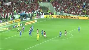 Flamengo e Cruzeiro empataram na primeira partida da final