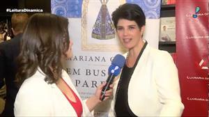 Jornalista Mariana Godoy lança o primeiro livro da carreira