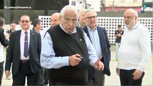 MPRJ pede o afastamento de Eurico Miranda da presidência do Vasco