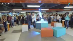 RedeTV! inaugura espaço inovador para integrar funcionários