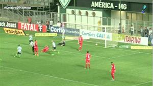 América-MG bate o Vila Nova na abertura da 25ª rodada da Série B