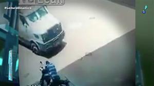 Motociclista cochila em moto e morre atropelado por carro forte em RR
