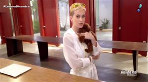 Katy Perry libera imagens de documentário que mostra criação de novo álbum