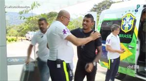 Seleção se reúne em Teresópolis para últimos jogos das Eliminatórias