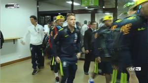 Seleção brasileira chega à Bolívia para jogo das Eliminatórias