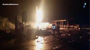 Explosão em posto de combustíveis em Gana deixa sete mortos