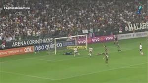 Corinthians vence o Coritiba e abre 11 pontos de frente no Brasileirão