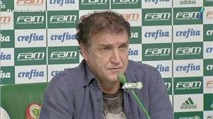 Cuca não é mais o técnico do Palmeiras