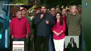Chavismo consegue vitória nas eleições da Venezuela