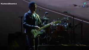 U2 começa série de shows em São Paulo